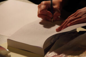 FOTO Por qué escribo